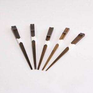 讃岐竹のお箸 四角