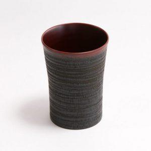 象谷ビアカップ 赤