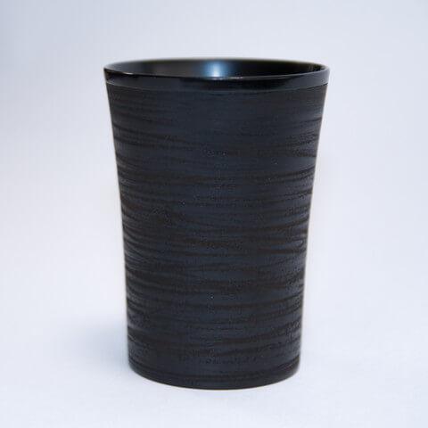 象谷ビアカップ 黒