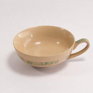ソーサーカップ グリーン