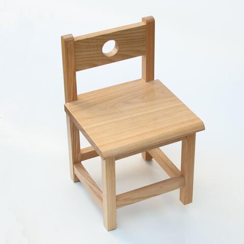 雑貨 小椅子 ナチュラル 斜め
