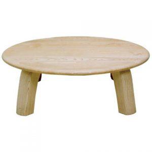 座卓 エドガー 円形